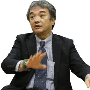 菅 賢治氏