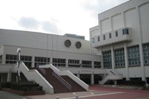 佐世保市体育文化館・コミュニティーセンターホール